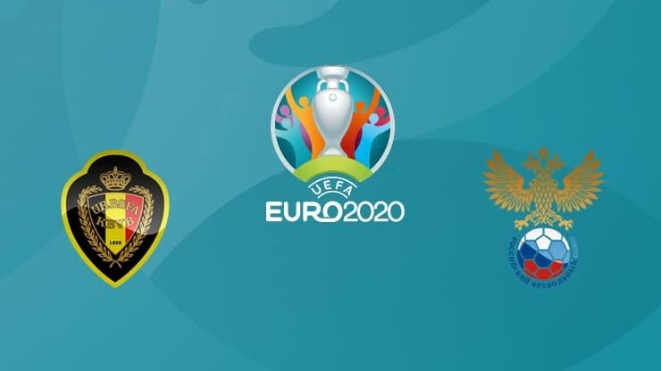 Belgium-Oroszország Euro 2020