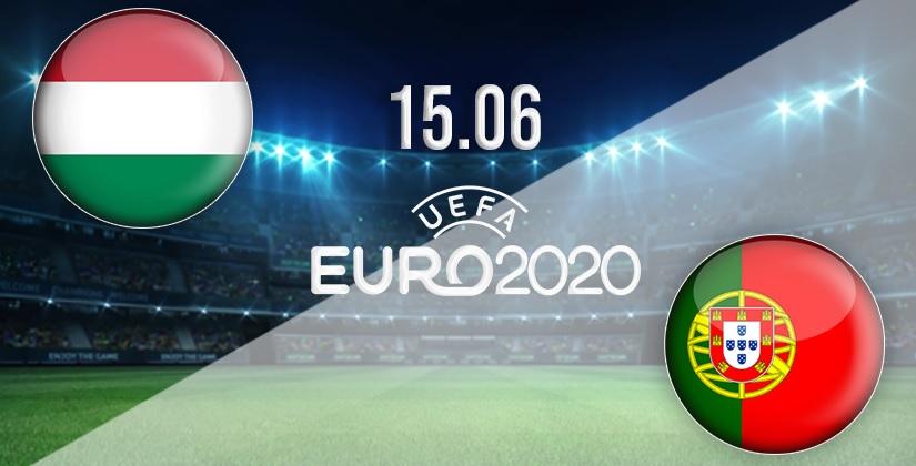 Magyarország-Portugália Euro 2020 foci EB mérkőzés