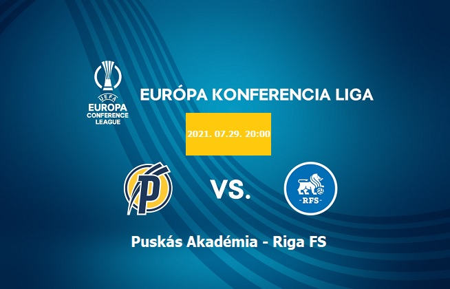 Puskás Akadémia-Riga FS