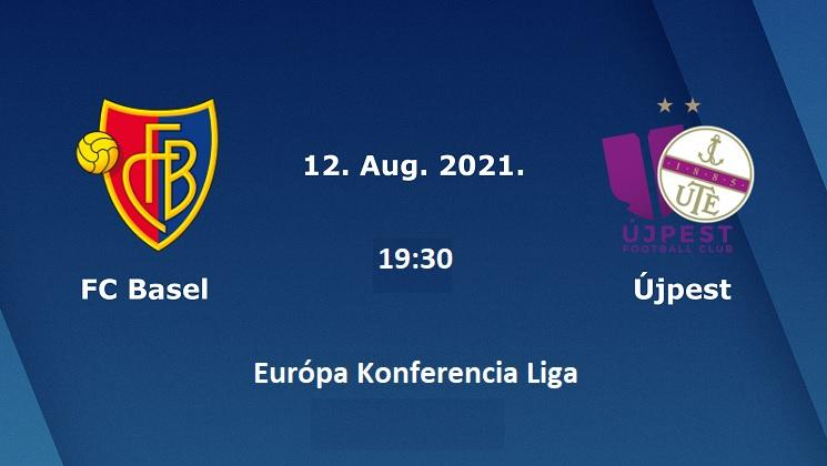 FC Basel-Újpest FC