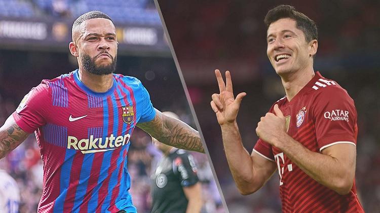 Barcelona-Bayern Müchen - bajnokok Ligája csoportkör