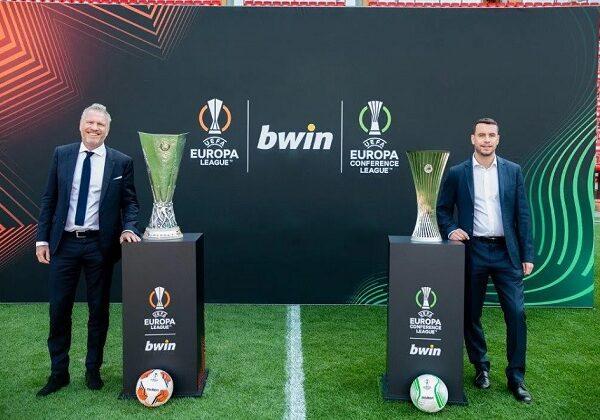bwin - UEFA EL, EKL szponzor
