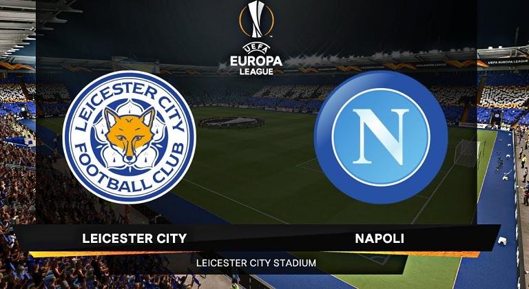 Leicester - Napoli - Európa Liga
