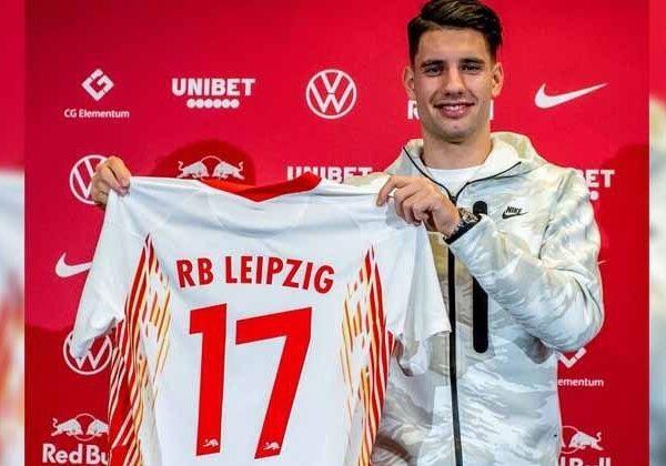 Manchester City-RB Leipzig - BL- Szoboszlai