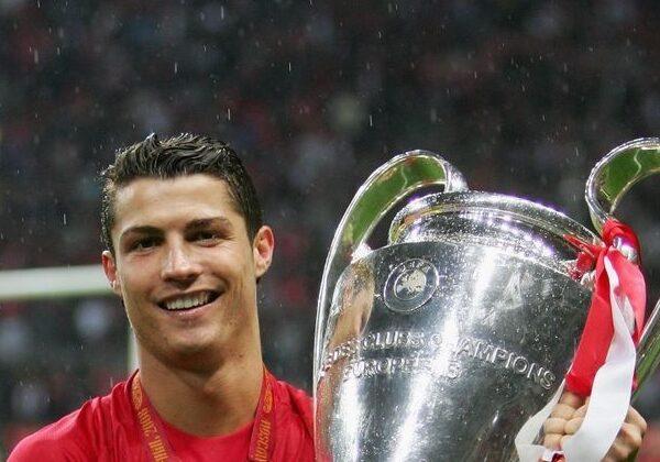 Ronaldo Manchester United - Bajnok Ligája