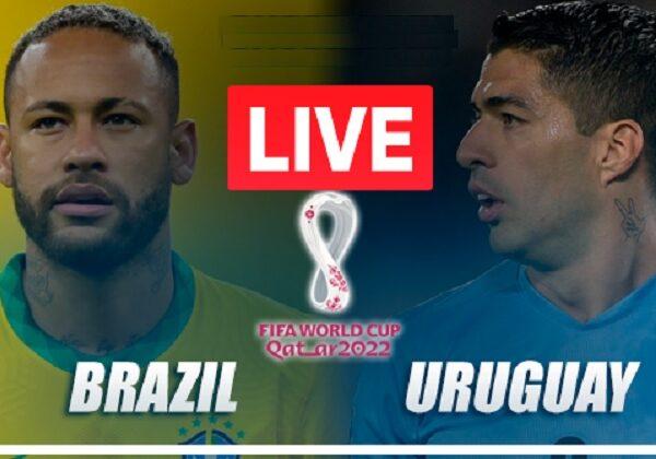 Brazília-Uruguay Vb selejtező