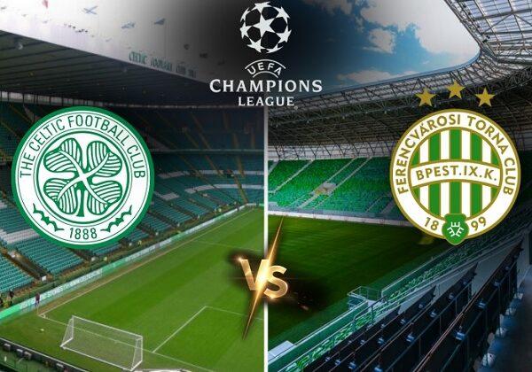 Celtic-Ferencváros Európa Liga