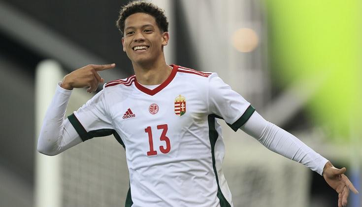 Magyarország-Németország U21