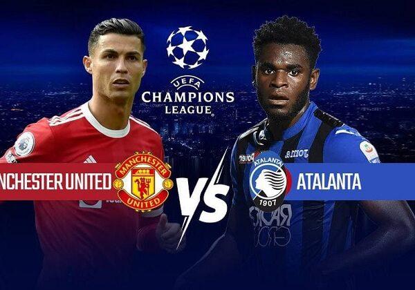 Manchester United-Atalanta Bajnokok Ligája