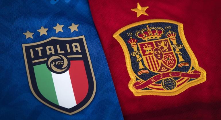 Olaszország-Spanyolország Nemzetek Ligája